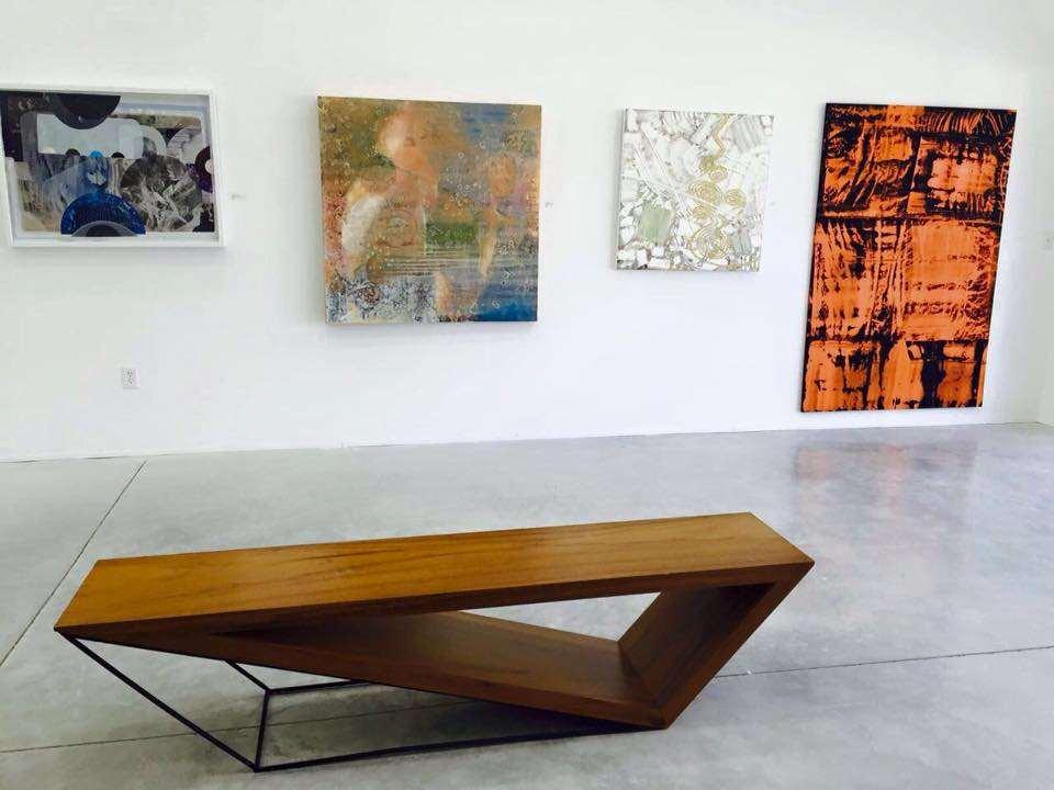 Exposição Art & Environment - Art & Design Gallery - Miami - 2016